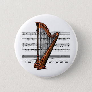 Badges Musical 02 B d'harpe