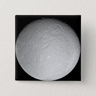 Badges Nandou glacial de la lune de Saturn
