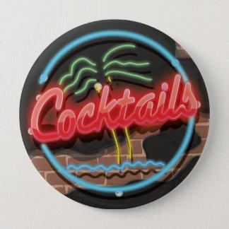 Badges Néon de boîte de nuit de cocktails