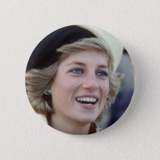 Badges No.37 princesse Diana Southampton 1984
