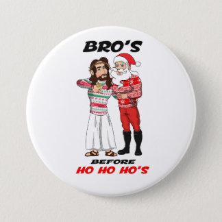 Badges Noël Bros