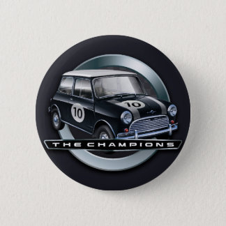 Badges Noir de Mini Cooper S