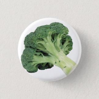 Badges Norme de brocoli, bouton rond de pouce de 2 ¼