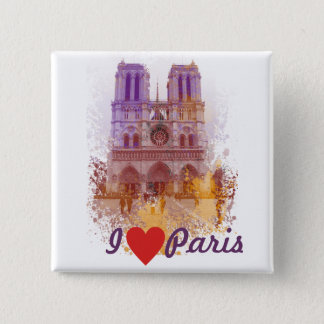 Badges Notre Dame de Paris