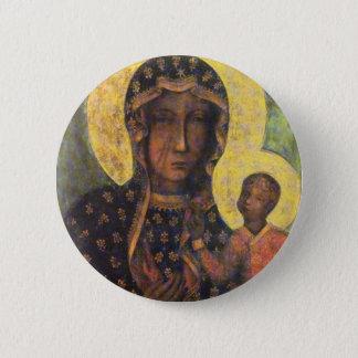 Badges Notre Madame de Czestochowa