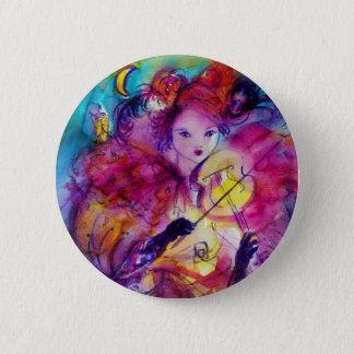 Badges NUIT de MASCARADE/carnaval vénitien