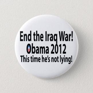 Badges Obama 2012 cette fois il ne se trouve pas !