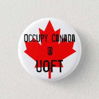 Badges Occupez l'UofT-Université du Canada @ de Toronto