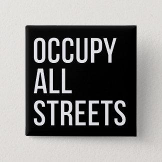 Badges Occupez toutes les rues
