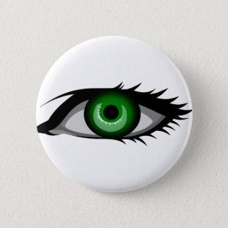 Badges Oeil vert