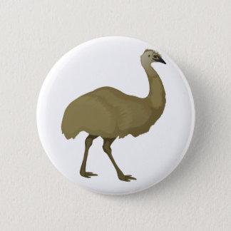 Badges Oiseau australien d'émeu