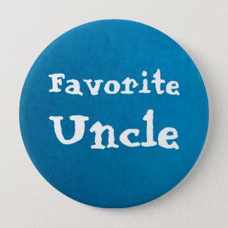Badges Oncle préféré Button