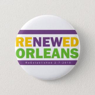 Badges Orléans remplacé