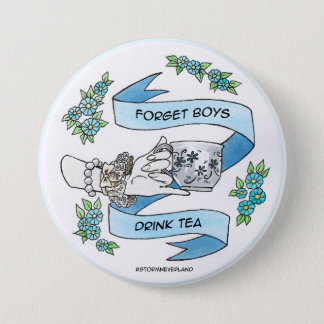 Badges Oubliez les garçons