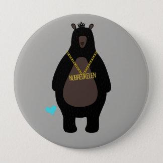 Badges Ours noir du NU Breukelen Luv
