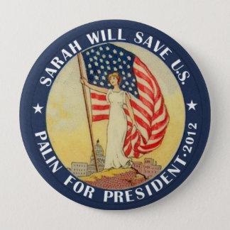 Badges Palin pour le président 2012