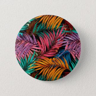 Badges Palmettes polychromes