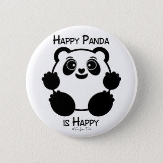 Badges Panda heureux