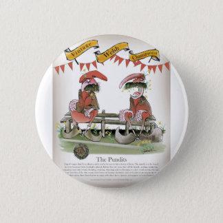 Badges pandits du football de gallois