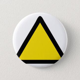 Badges panneau d'avertissement