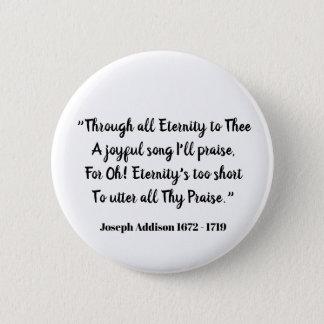 Badges Par toute l'éternité à Thee (déclaration d'amour)