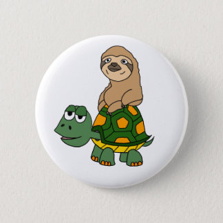 Badges Paresse drôle mignonne sur la bande dessinée de