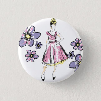 Badges Passion for fashion