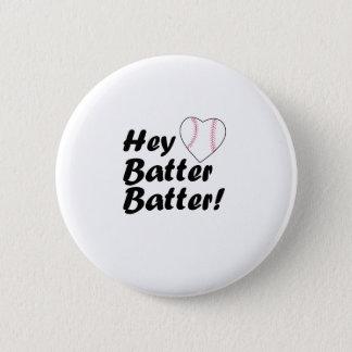 Badges Pâte lisse de pâte lisse de cadeau de base-ball hé