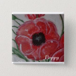 Badges Pavot