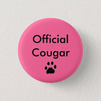 Badges Pawprint de BOUTON, puma officiel