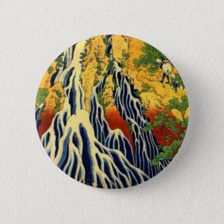 Badges Paysans et cascade