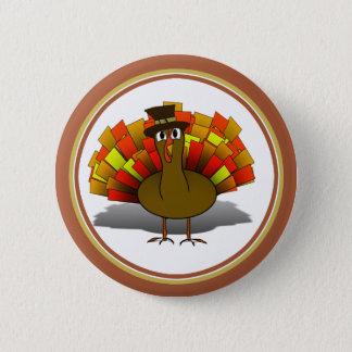 Badges Pèlerin de la Turquie de bande dessinée de