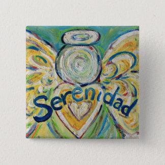 Badges Pendentif de Pin de bouton d'art d'ange de