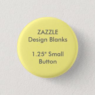 """Badges Personnalisé 1,25"""" petits modèles ronds de Pin de"""
