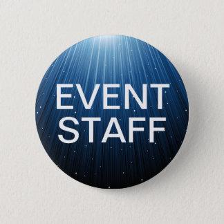 Badges Personnel d'événement spécial