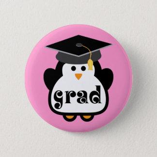 Badges Petit cadeau d'obtention du diplôme de pingouin de