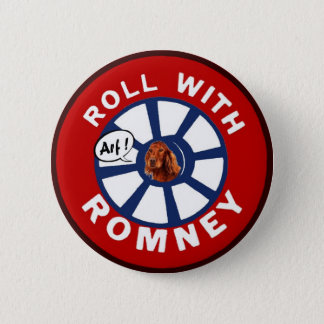 Badges Petit pain avec Mitt Romney