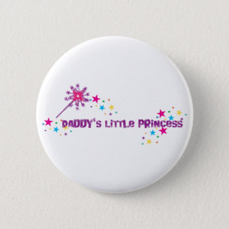 Badges Petite princesse Button du papa