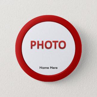 Badges Photo commémorative personnalisée