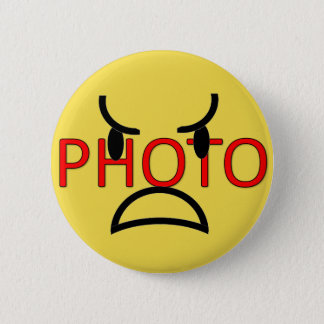 Badges Photo de Cutomizable dessus