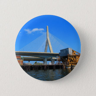 Badges Photo de pont de Boston sur des cadeaux