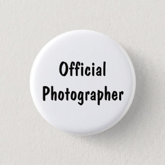 Badges Photographe officiel