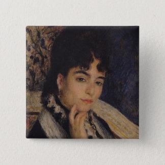 Badges Pierre un portrait de Renoir | de Mme. Alphonse