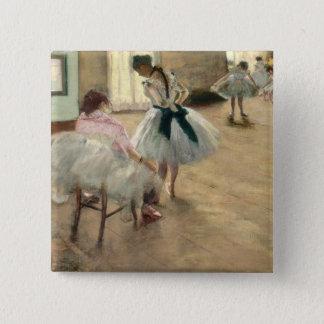 Badges Pierre un Renoir | la leçon de danse