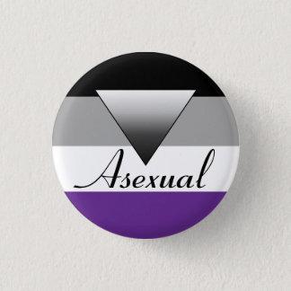 Badges Pin asexuel d'insigne de drapeau et de Triange