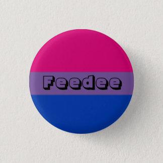 Badges Pin bisexuel de Feedee