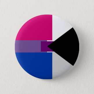 Badges Pin de Biromantic Demisexual