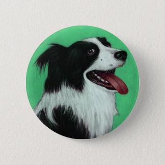 Badges Pin de border collie