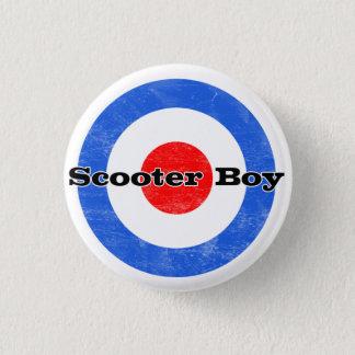 Badges Pin de garçon de scooter
