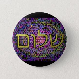 Badges Pin de paix de Shalom
